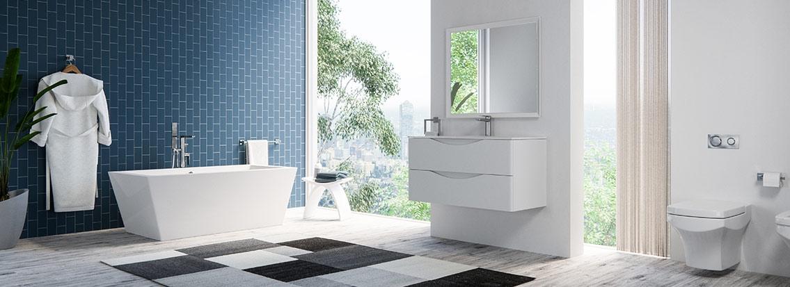 Ordinaire Modern Bathroom Fixtures   Contemporary Bath Hardware ...