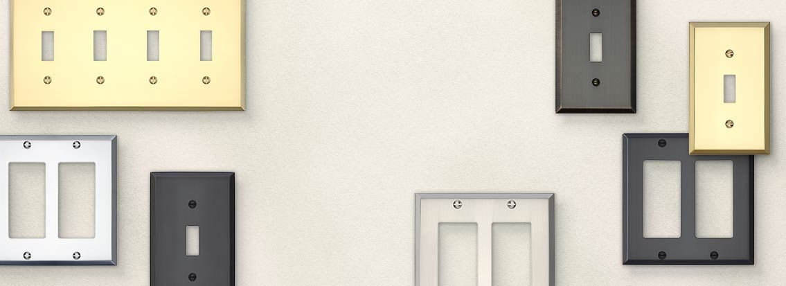 Light Switch Covers Plate Decorative Wall