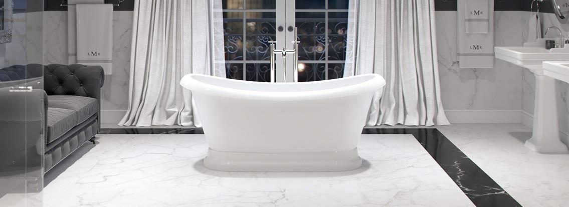 Pedestal Tubs