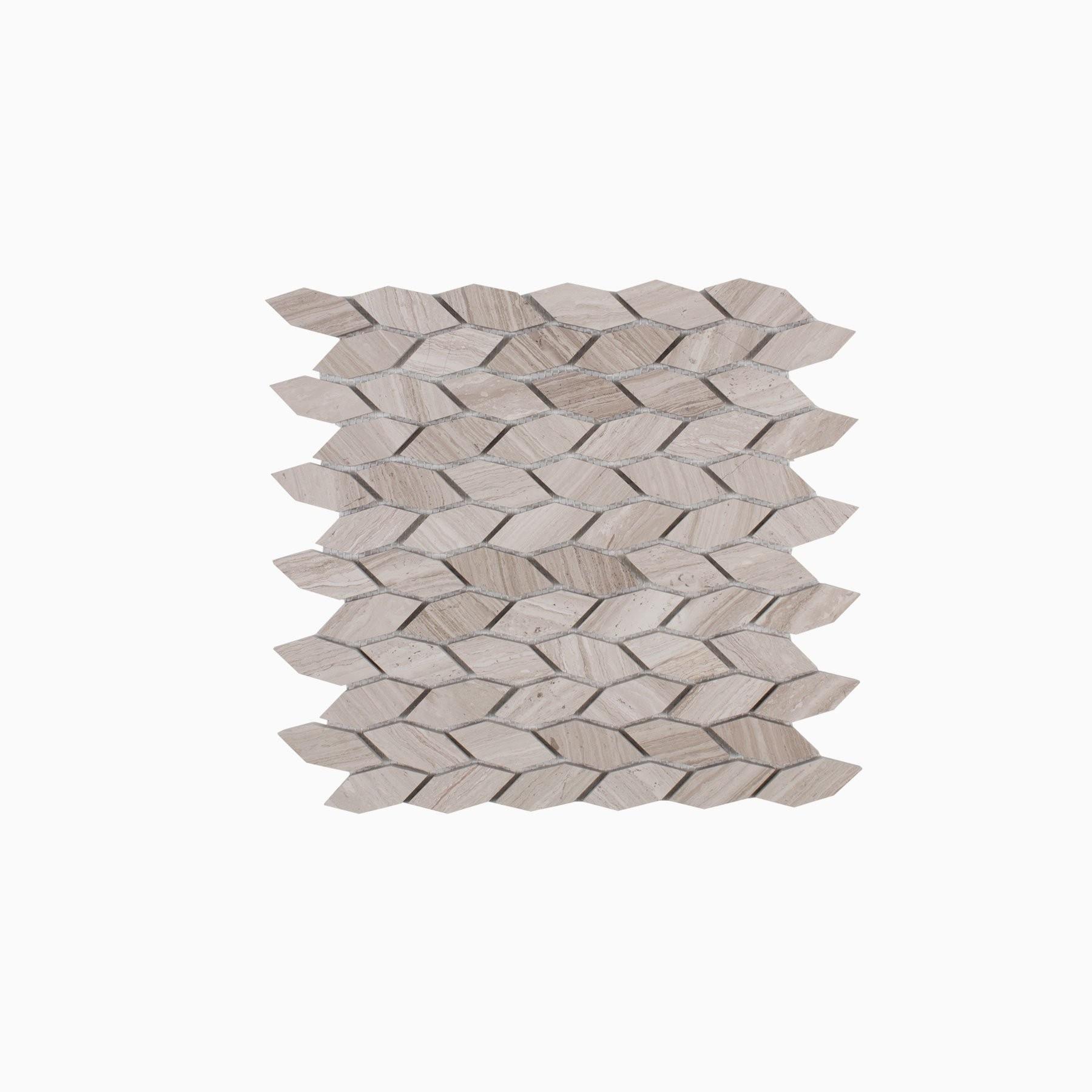 Navi 10 Pack Mosaic Wall And Floor Tile Adhesive Paving Tile
