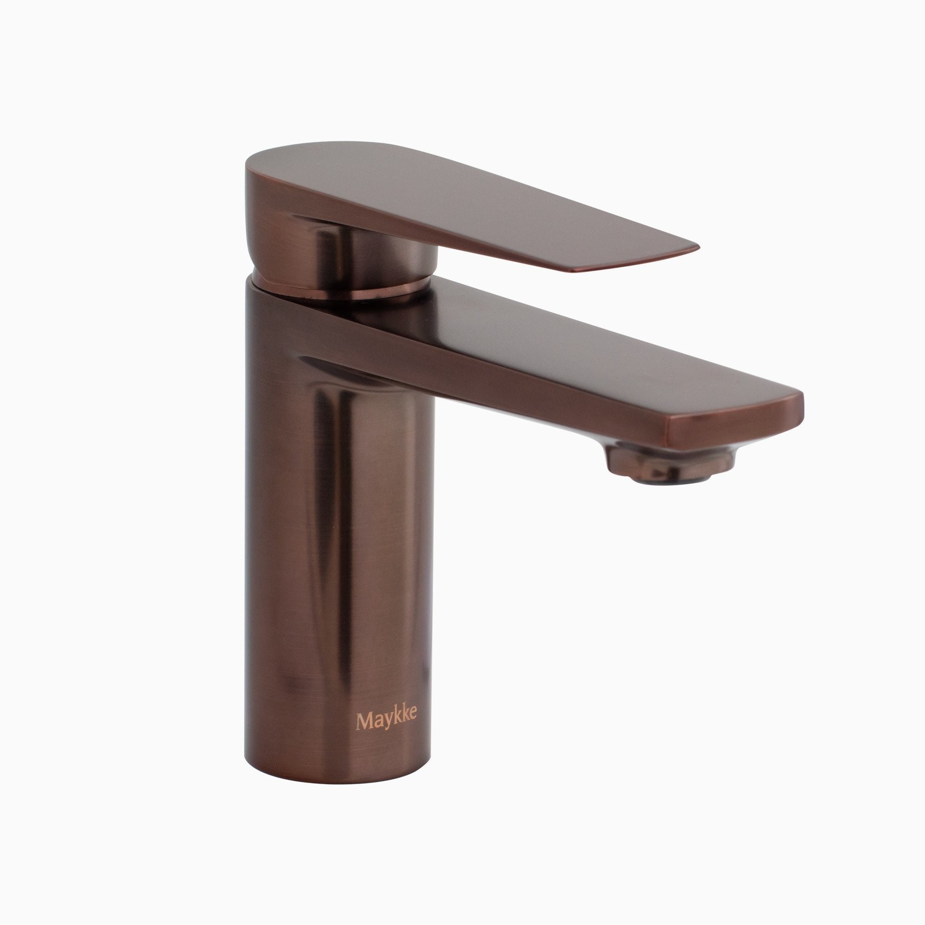 Adalbert Brass Bathroom Sink Faucet, Oil-Rubbed Bronze, Single Hole ...