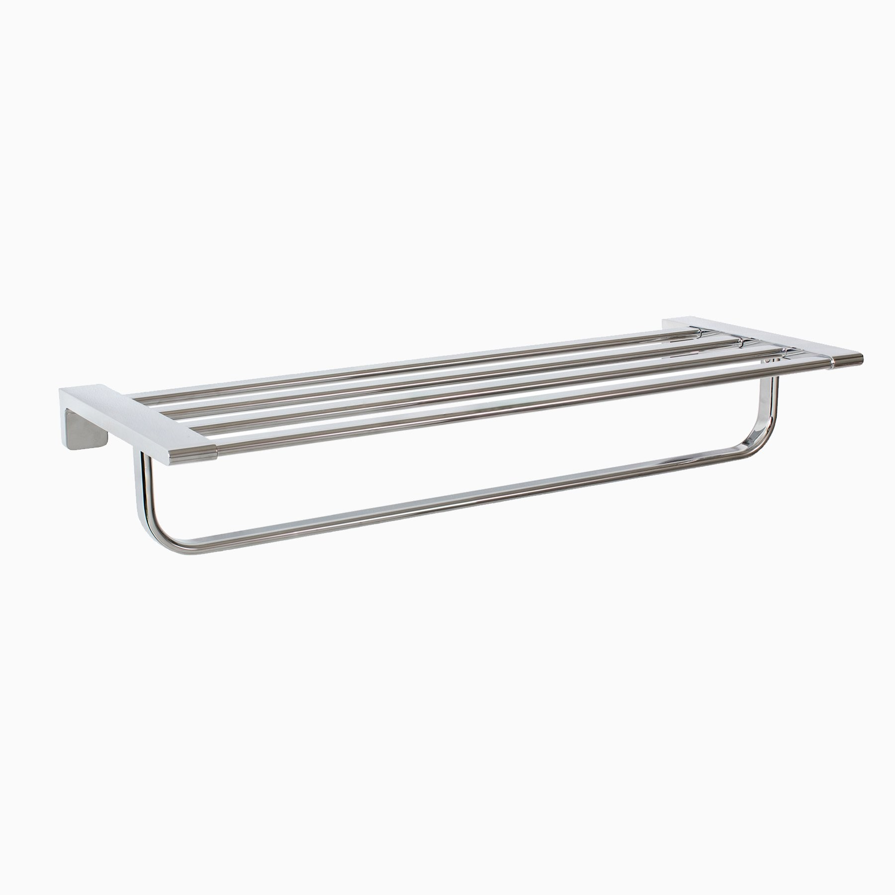 Bathroom Towel Racks - Wall Mounted Towel Rack - Bathroom Towel Shelves