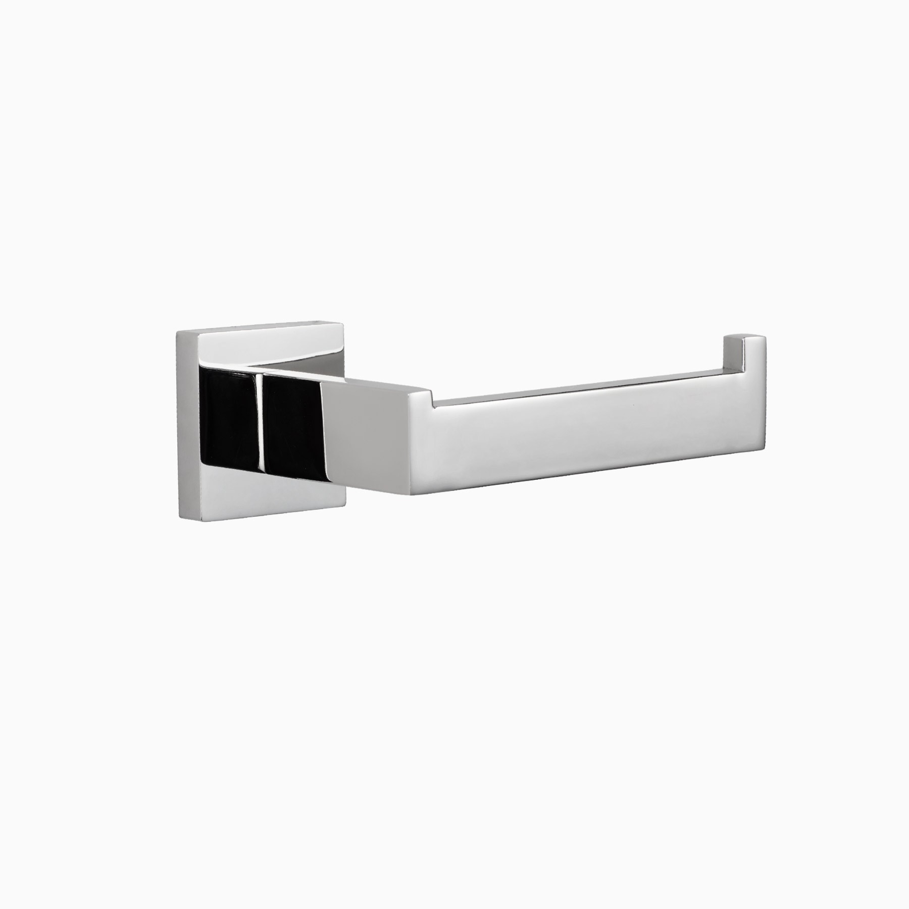 wall mounted toilet paper holder. TriBeCa Toilet Paper Holder - Modern Stainless Steel Wall Mount Roll Mounted