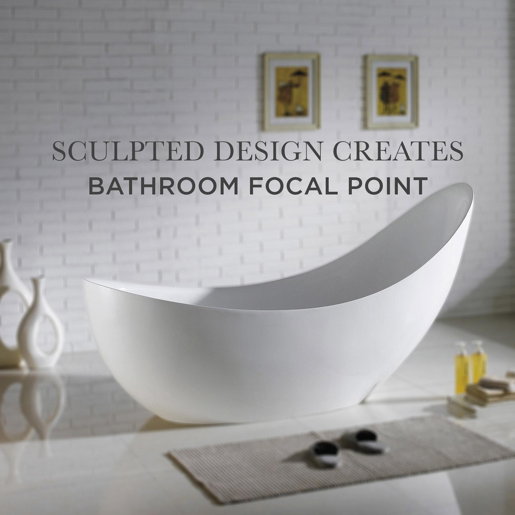 bathtub design