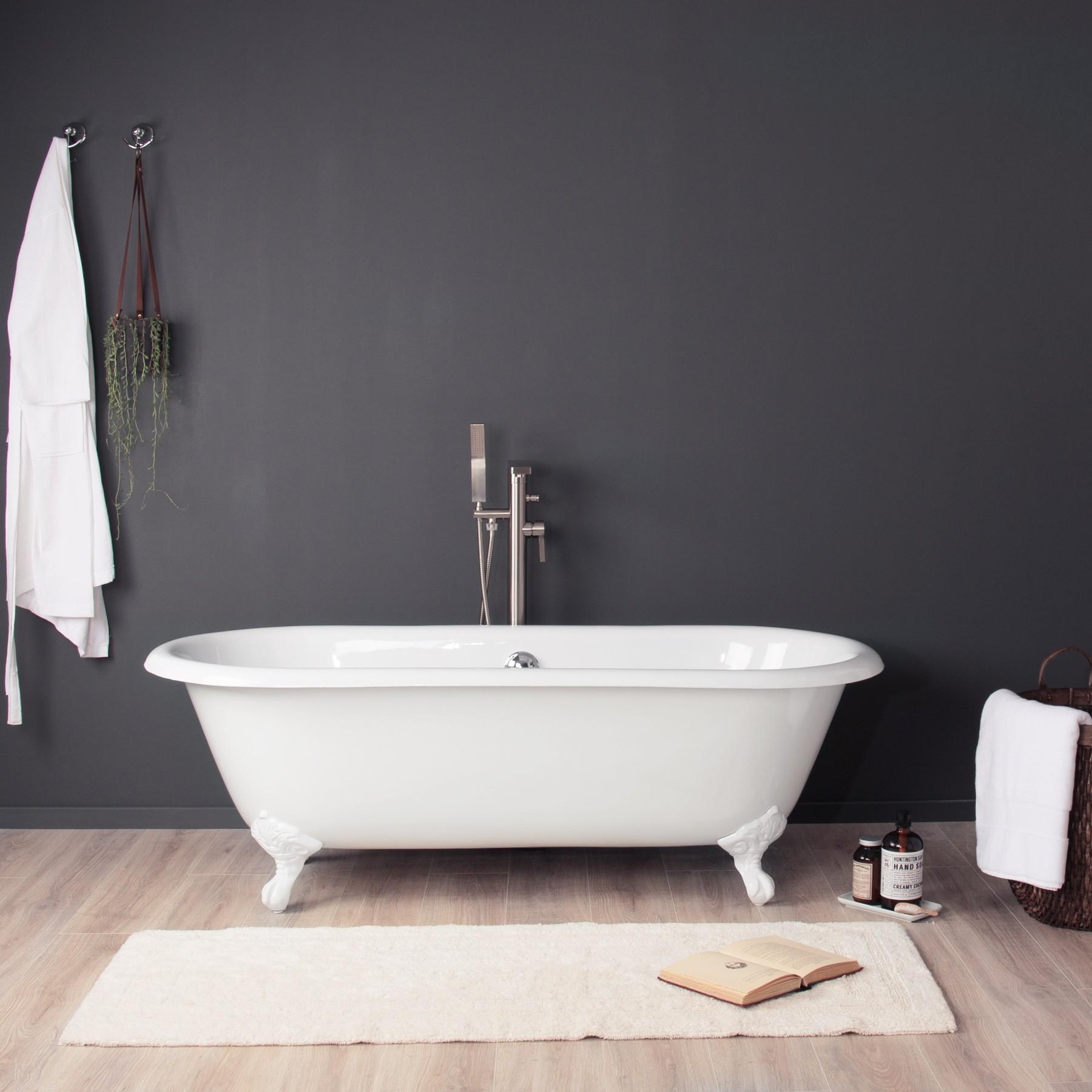 67 Shirley Clawfoot Bathtub