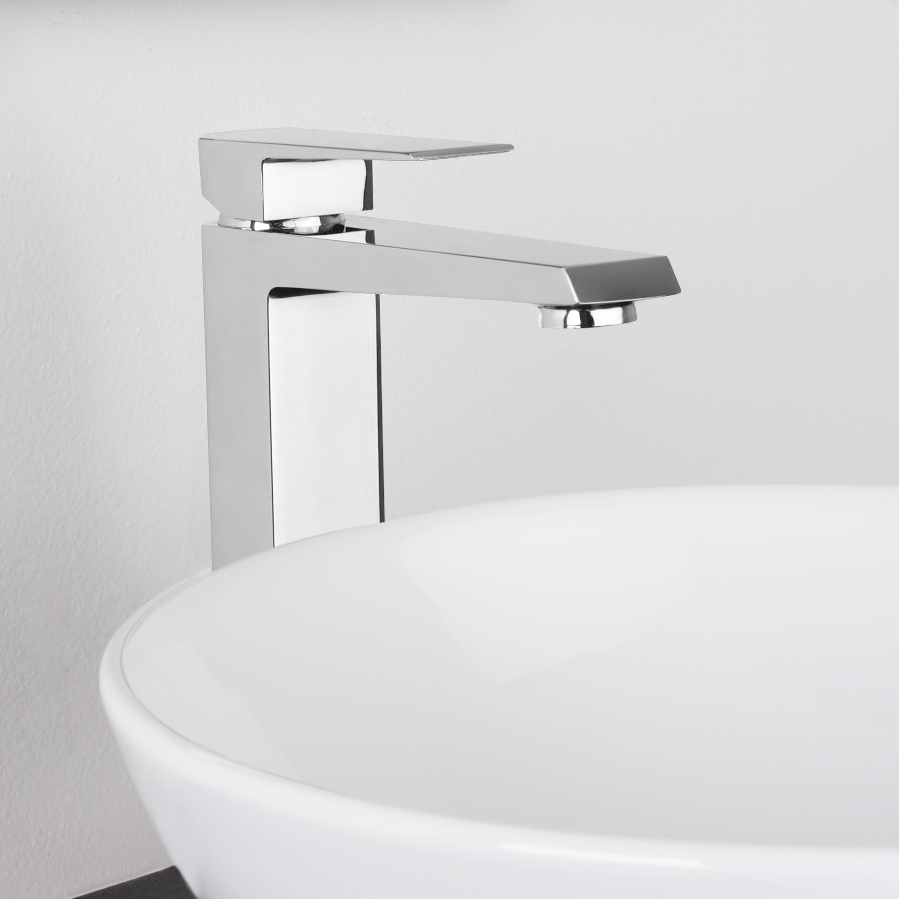 Augusta Brass Bathroom Vessel Sink Faucet, Single Hole, Single ...