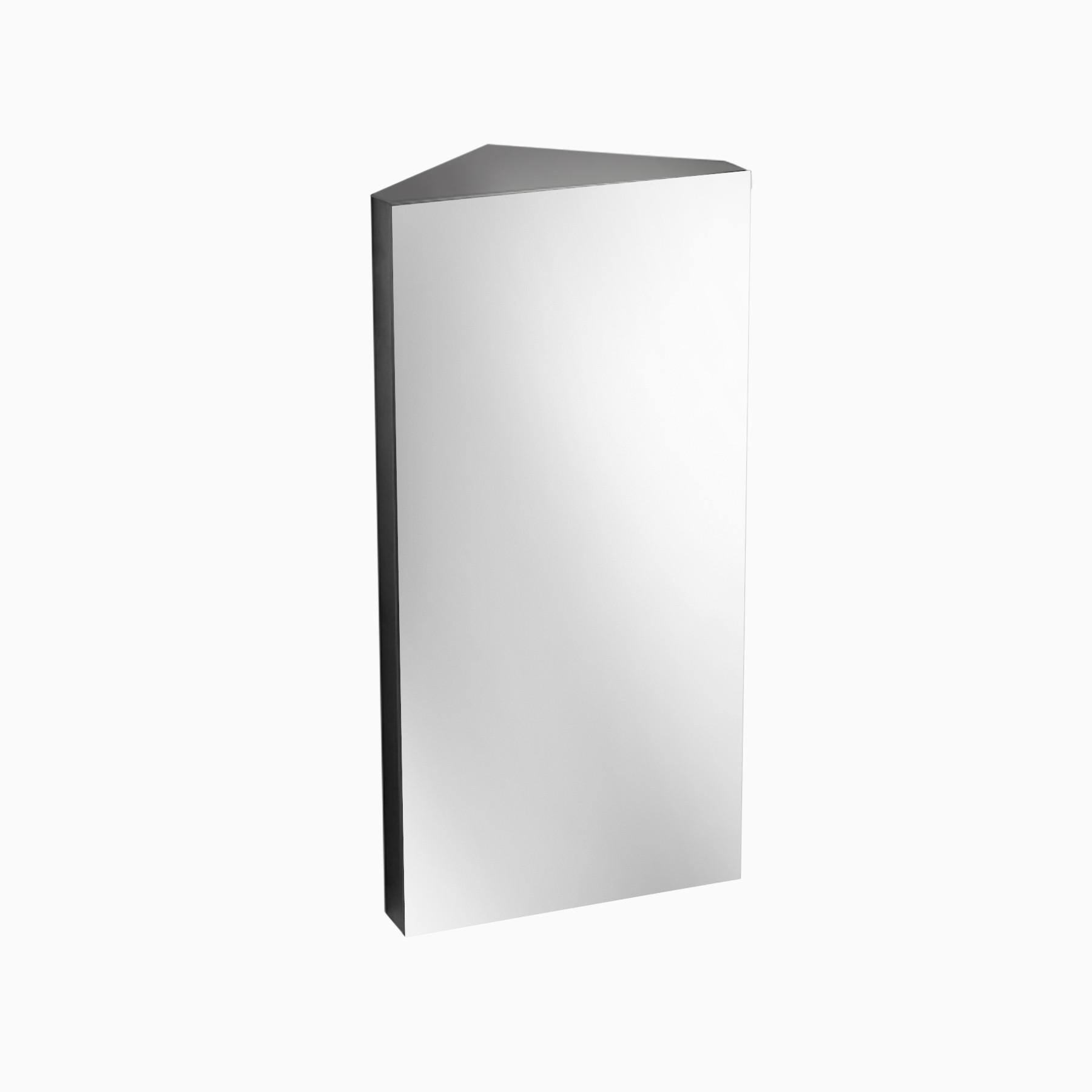 24 Inch Del Rey Rectangular Corner Medicine Cabinet   Corner Medicine  Cabinet