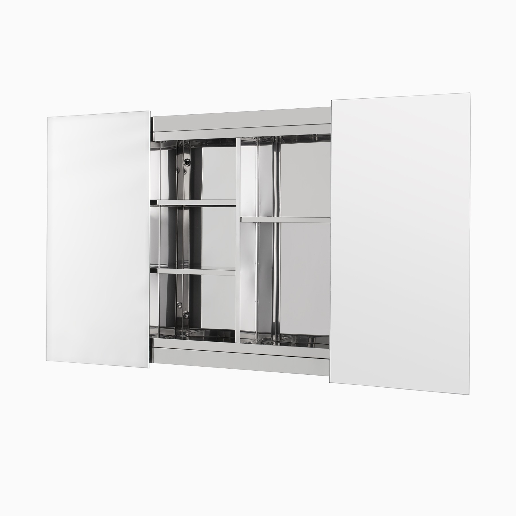 24 Inch Heritage Medicine Cabinet With Sliding Doors