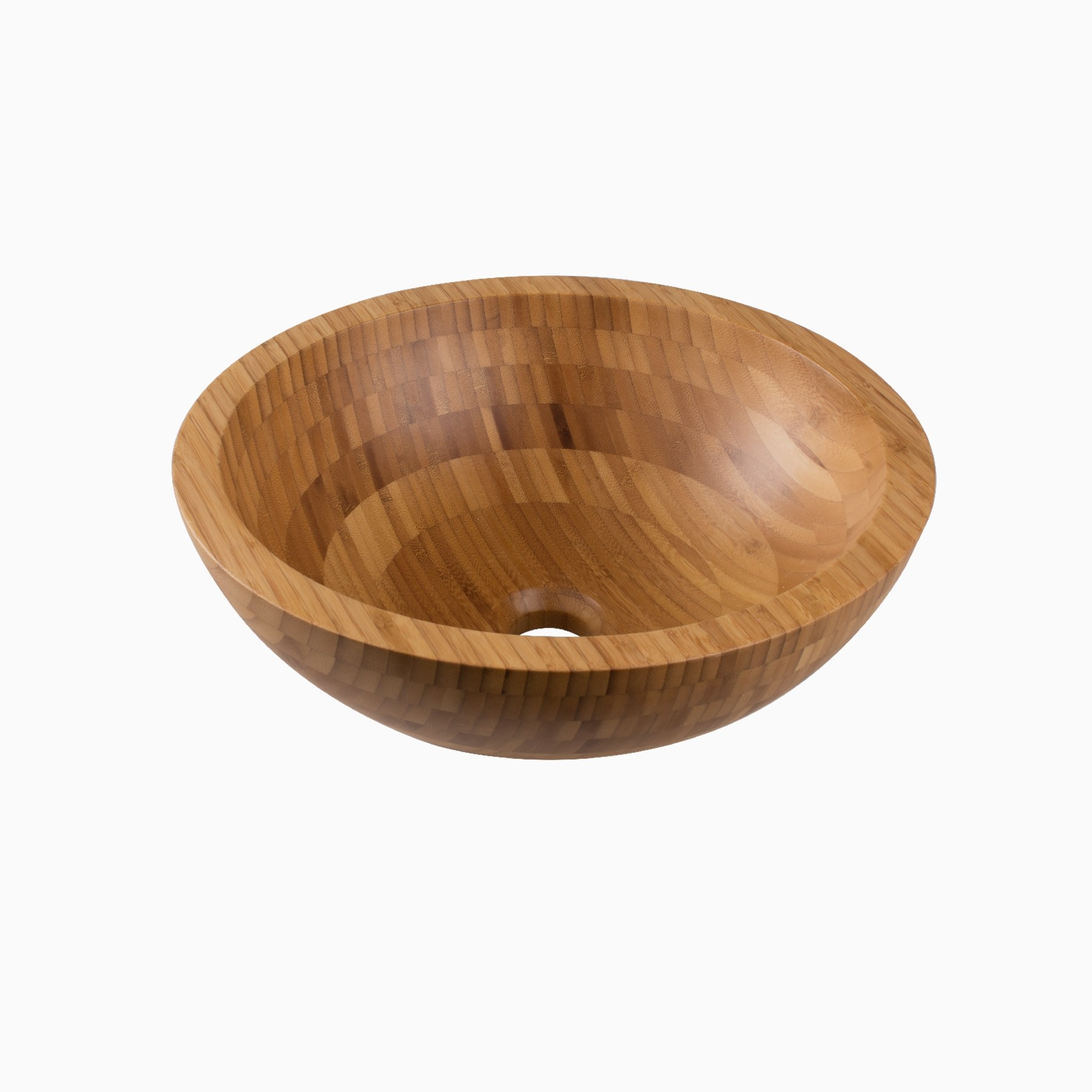 Charmant Aria Bamboo Vessel Sink