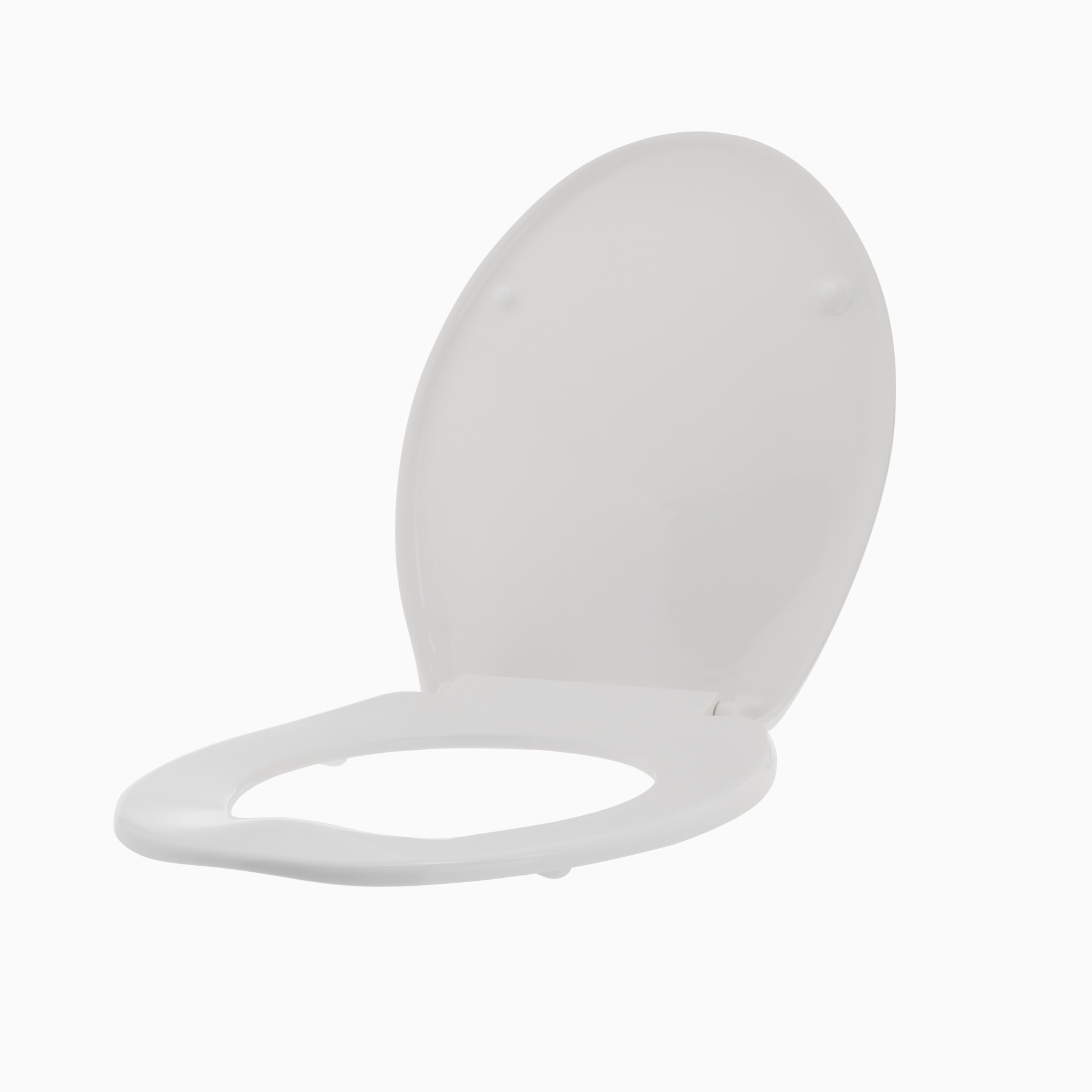 how to fit soft close toilet seat hinges