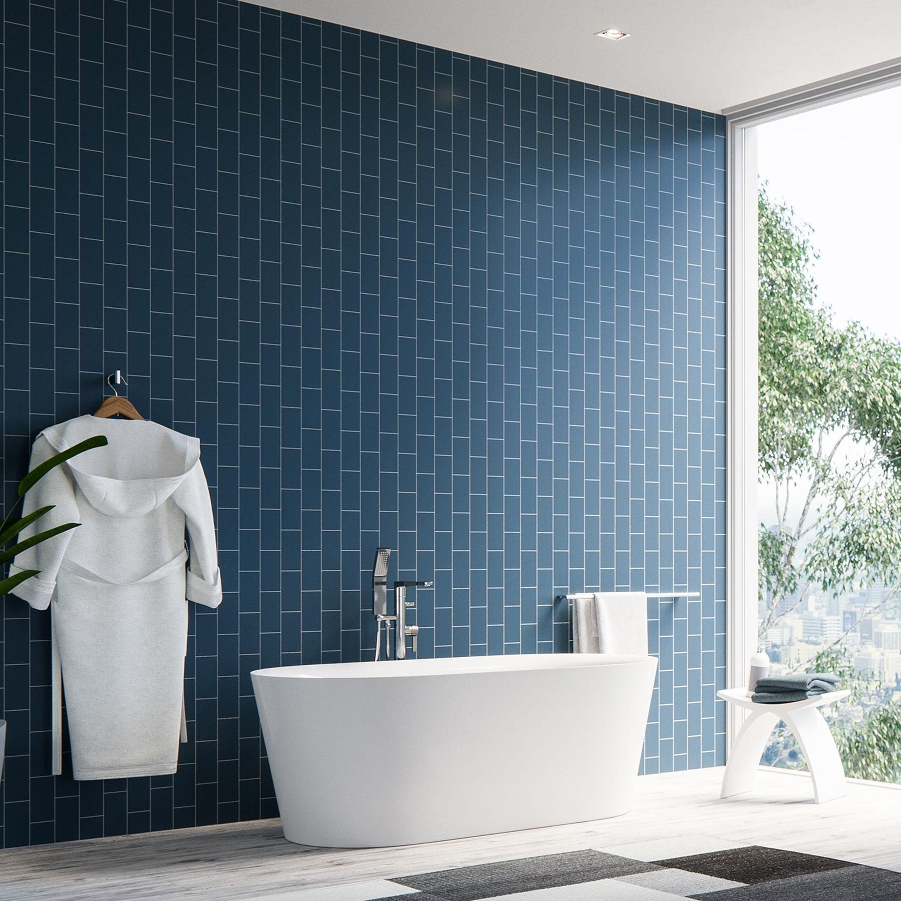 Attractive Resin Tubs Adornment - Bathtub Ideas - dilata.info