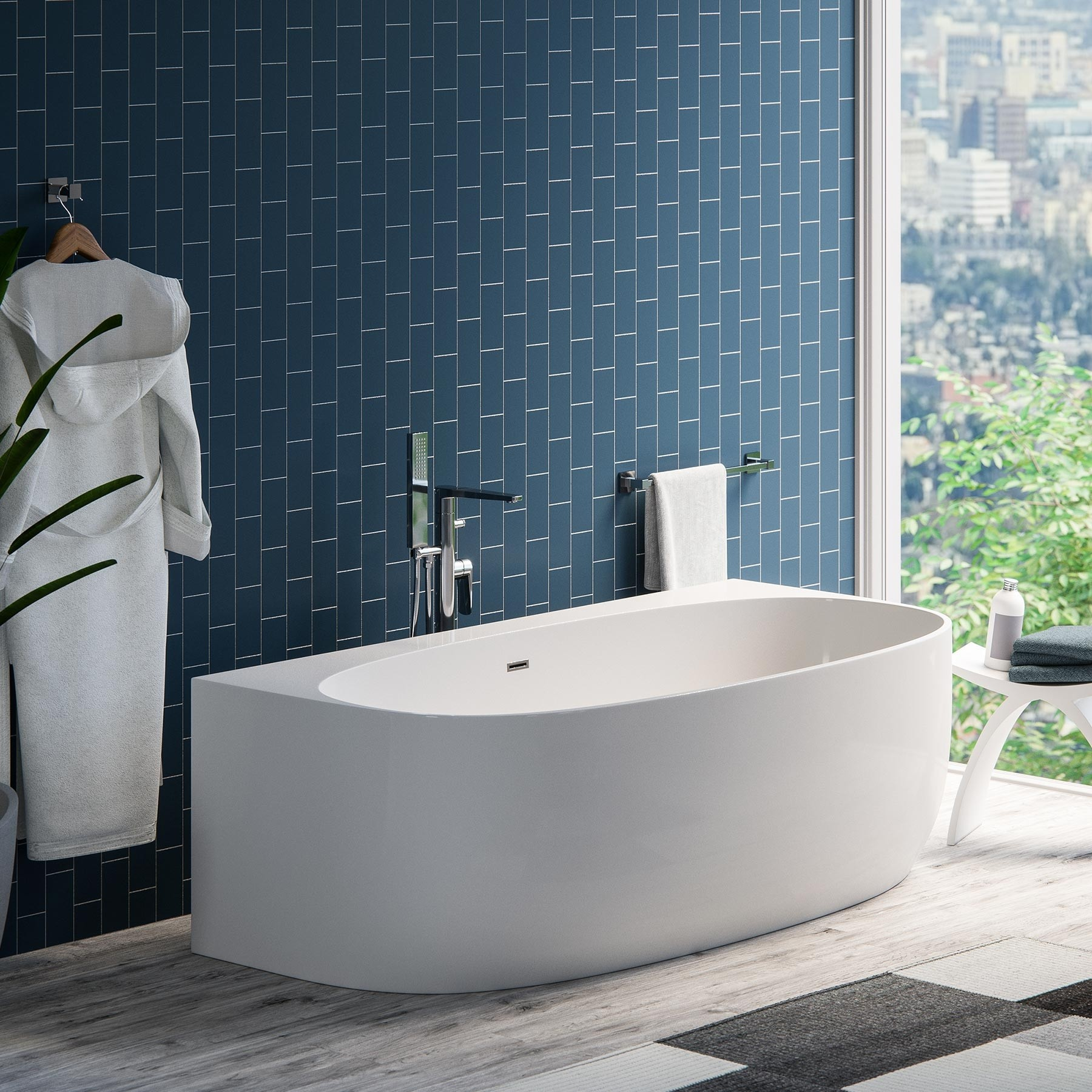 Magnificent Alcove Bathtub Image - Bathtub Ideas - dilata.info