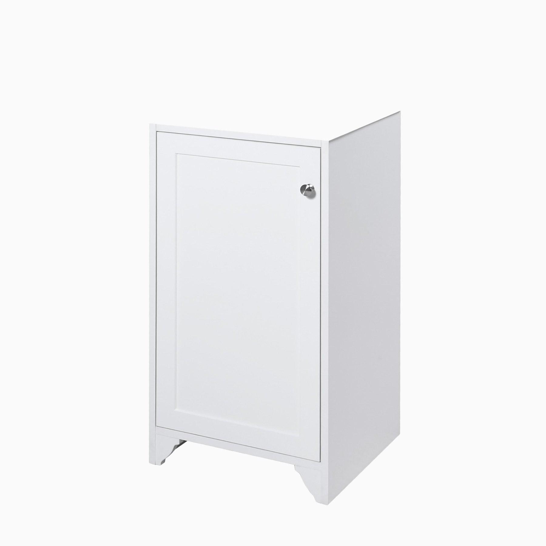 18 Wren Vanity Base In White