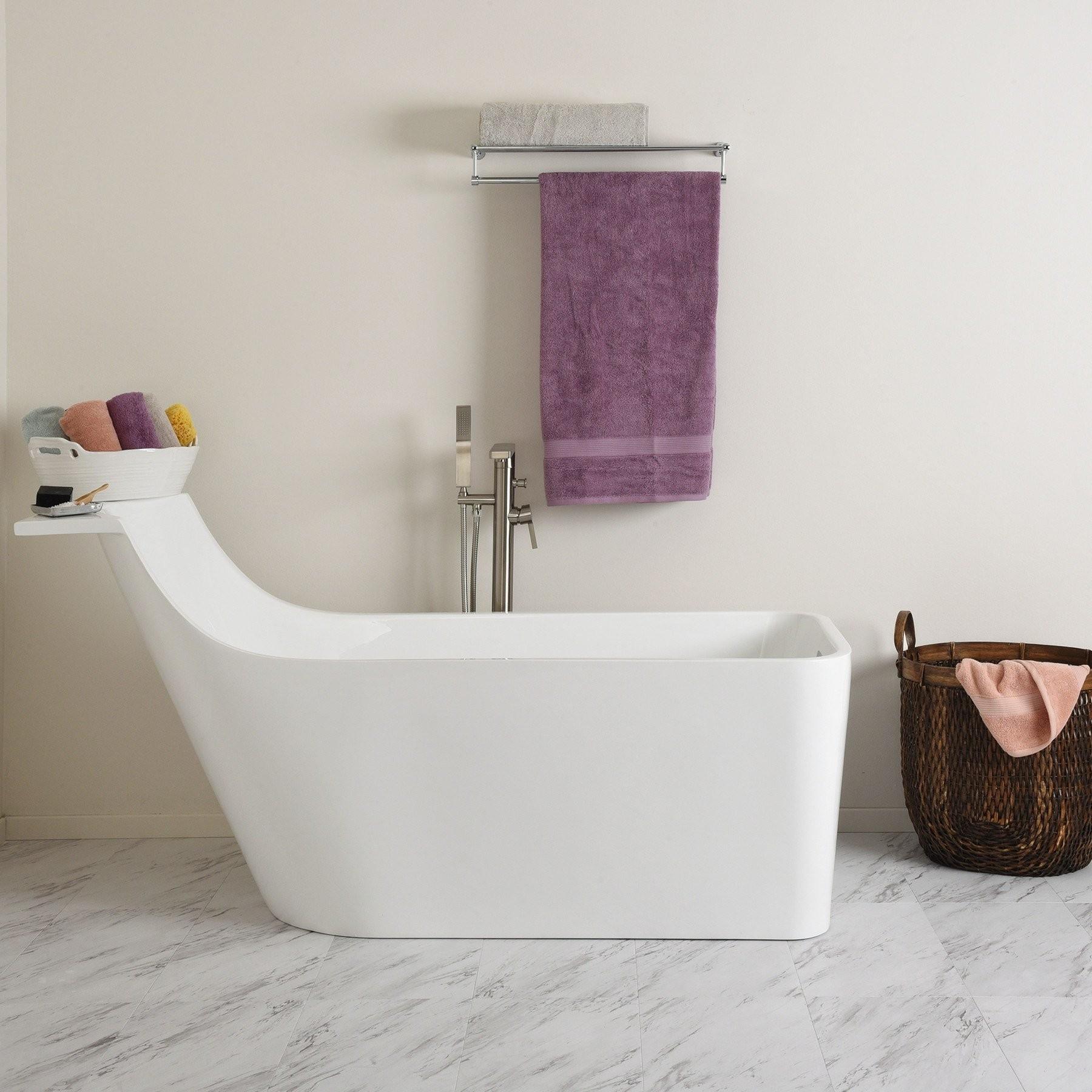 67 Venice Freestanding Bathtub