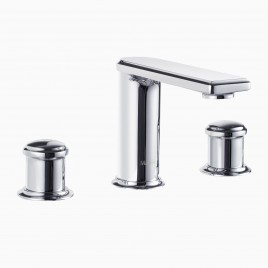 "Arminius 8"" Widespread Sink Faucet"