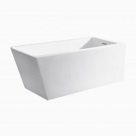 """67"""" Vigo Freestanding Bathtub"""