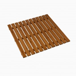 Griffith Large Bamboo Bath Mat