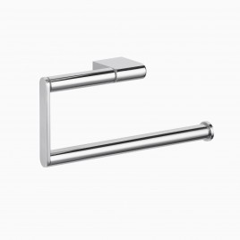 Mission Towel Ring, Polished Chrome