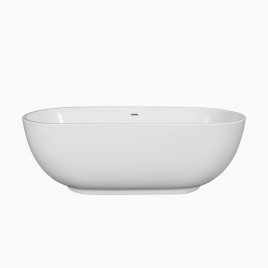 "71"" Clara Freestanding Bathtub"