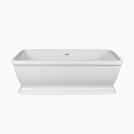 "69"" Florence Freestanding Bathtub"