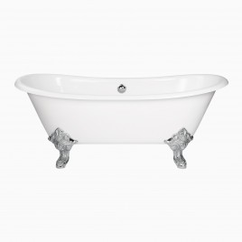 "70"" Katharine Clawfoot Bathtub"