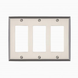 Graham Triple Rocker Switch Cover