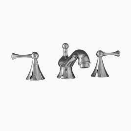 """Andante 8"""" Widespread Sink Faucet"""