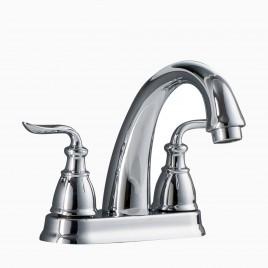 """Sforzando 4"""" Centerset Sink Faucet"""