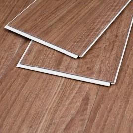 18 Sq Ft Rustic Oak Luxury Vinyl Interlocking Plank Flooring