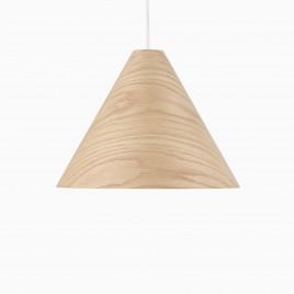 Carnaby Wood Pendant Lamp, Natural