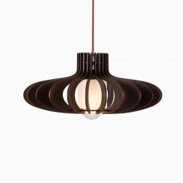 Oban Medium Wood Pendant Lamp