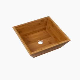 Coventry Bamboo Vessel Sink
