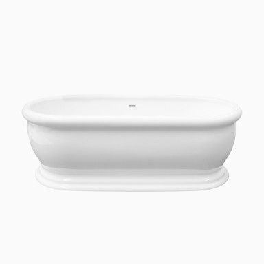 "69"" Elizabeth Freestanding Bathtub"