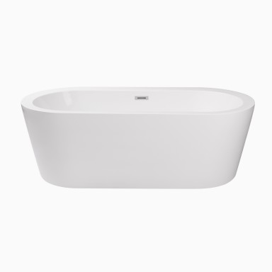"67"" Harrow Freestanding Bathtub"