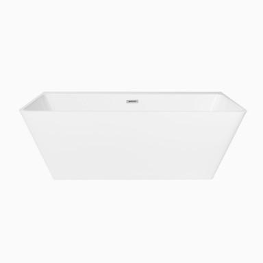 "67"" Pompano Freestanding Bathtub"
