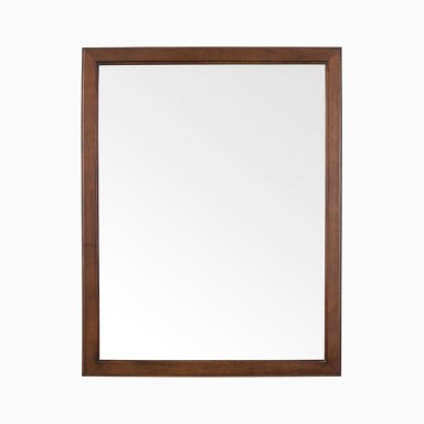 "Chloe 24"" W x 30"" H Framed Wall Mirror"