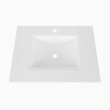 "Brighton 31"" Ceramic Sink Top"