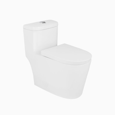 Menteith One-Piece Toilet with Seat