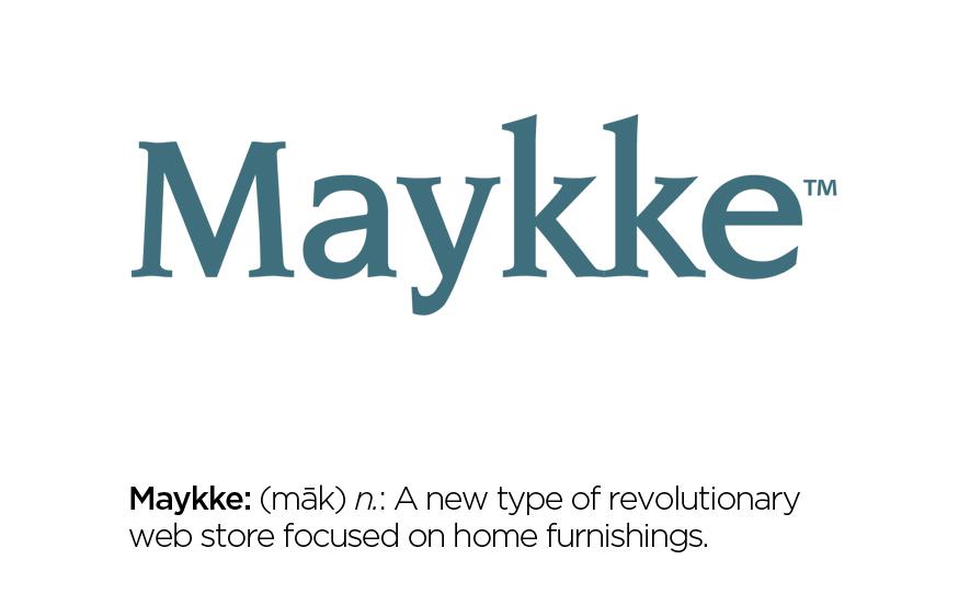Maykke-Logo-Definition