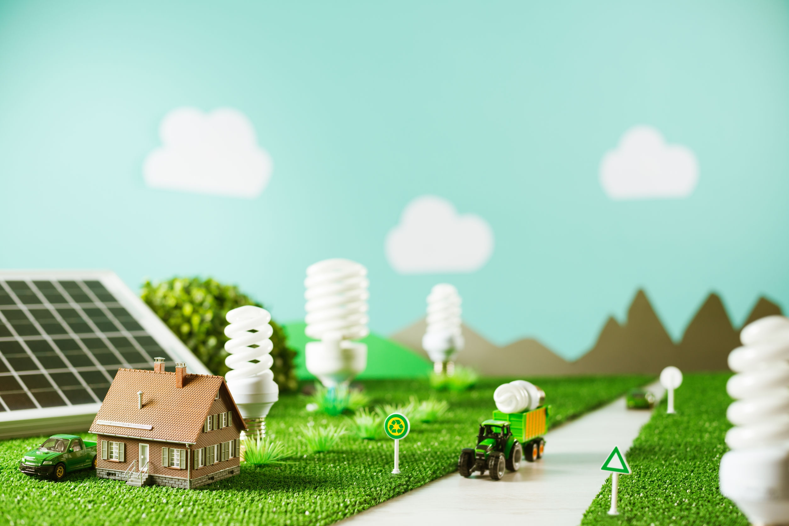 Design An Earth Friendly Home: Going Green Is Easier Than You Think