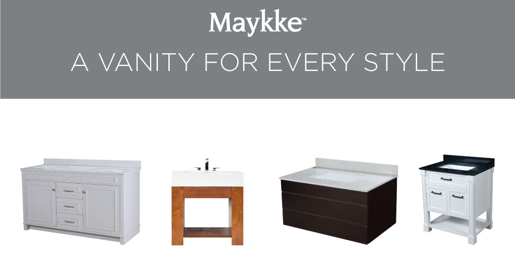 Maykke Vanity For Every Style Banner