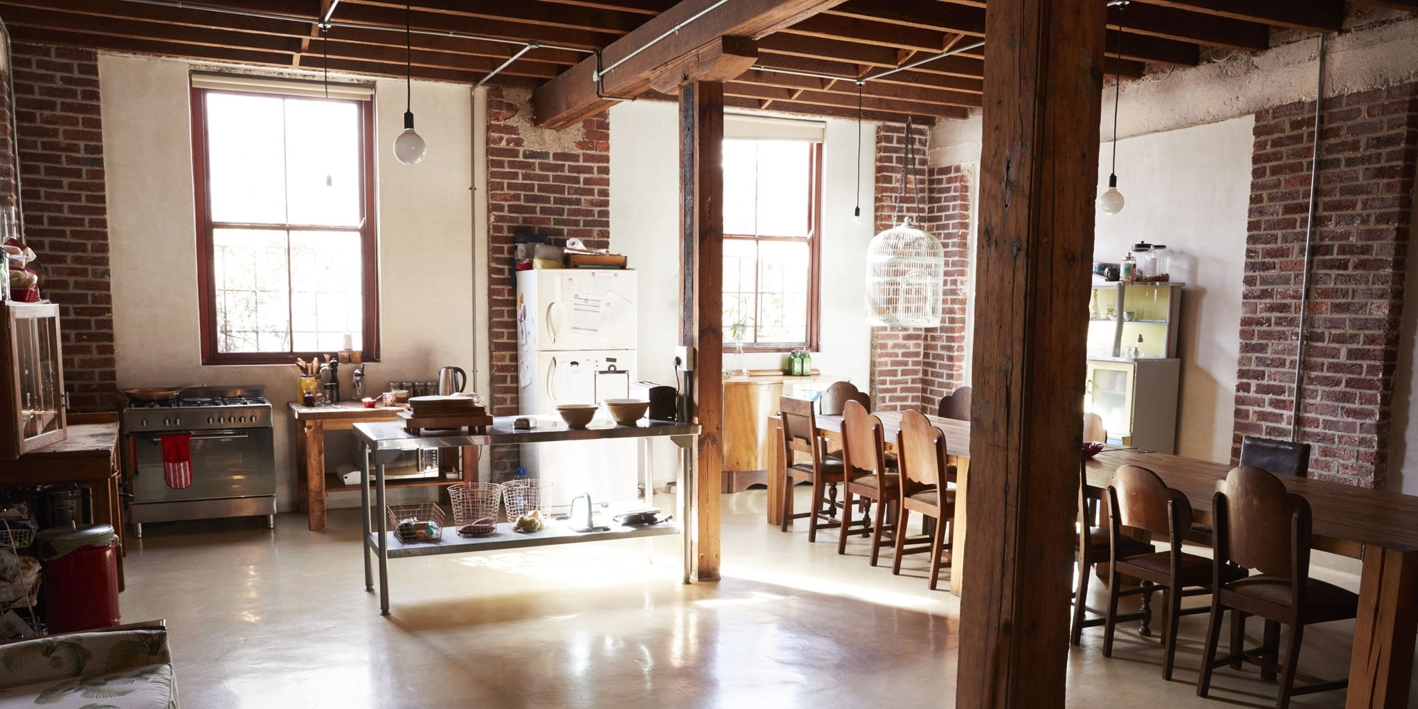 Style Guide: Industrial Interior Design