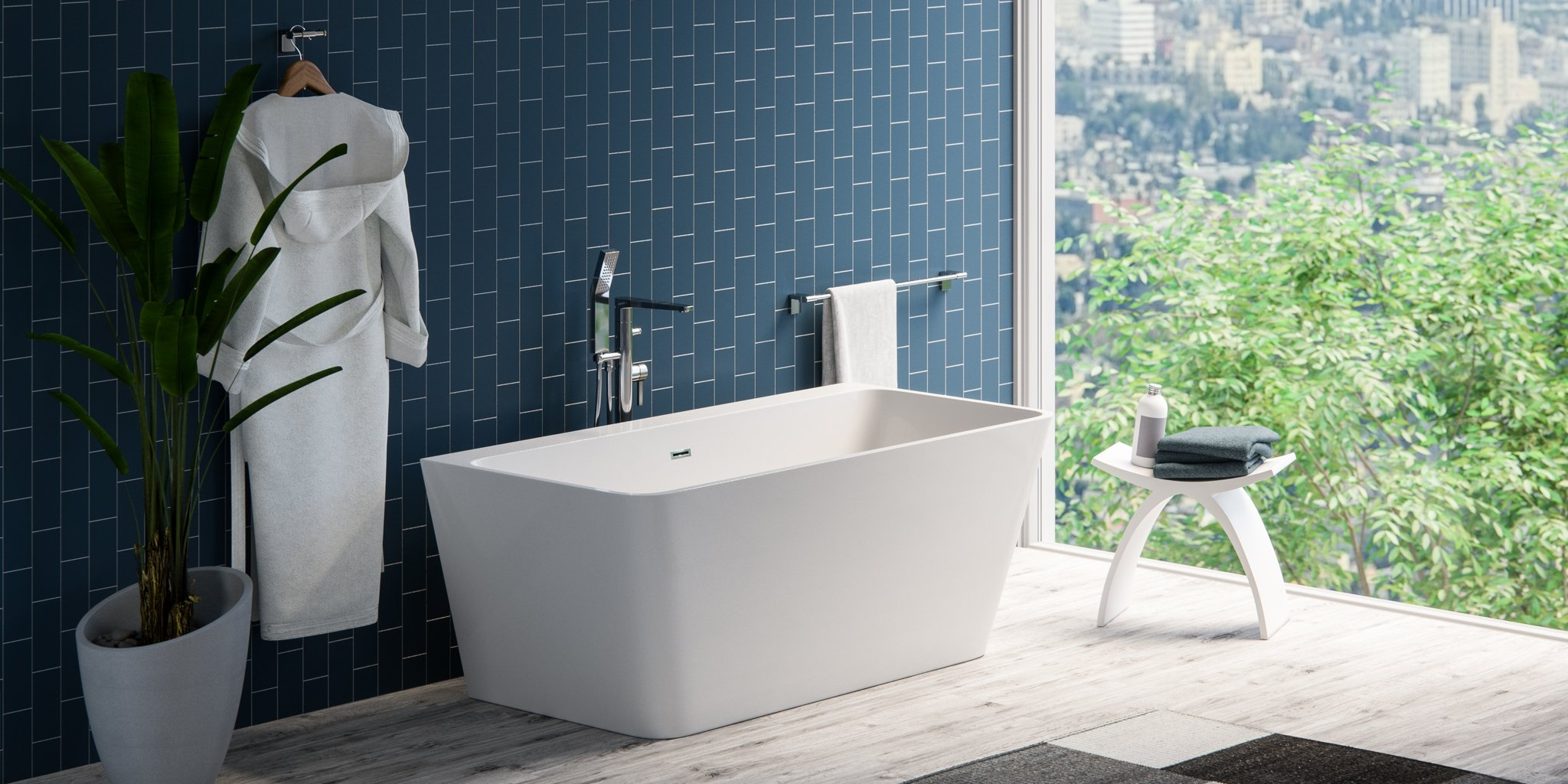 Five Tips for Creating a Stunning Modern Bathroom