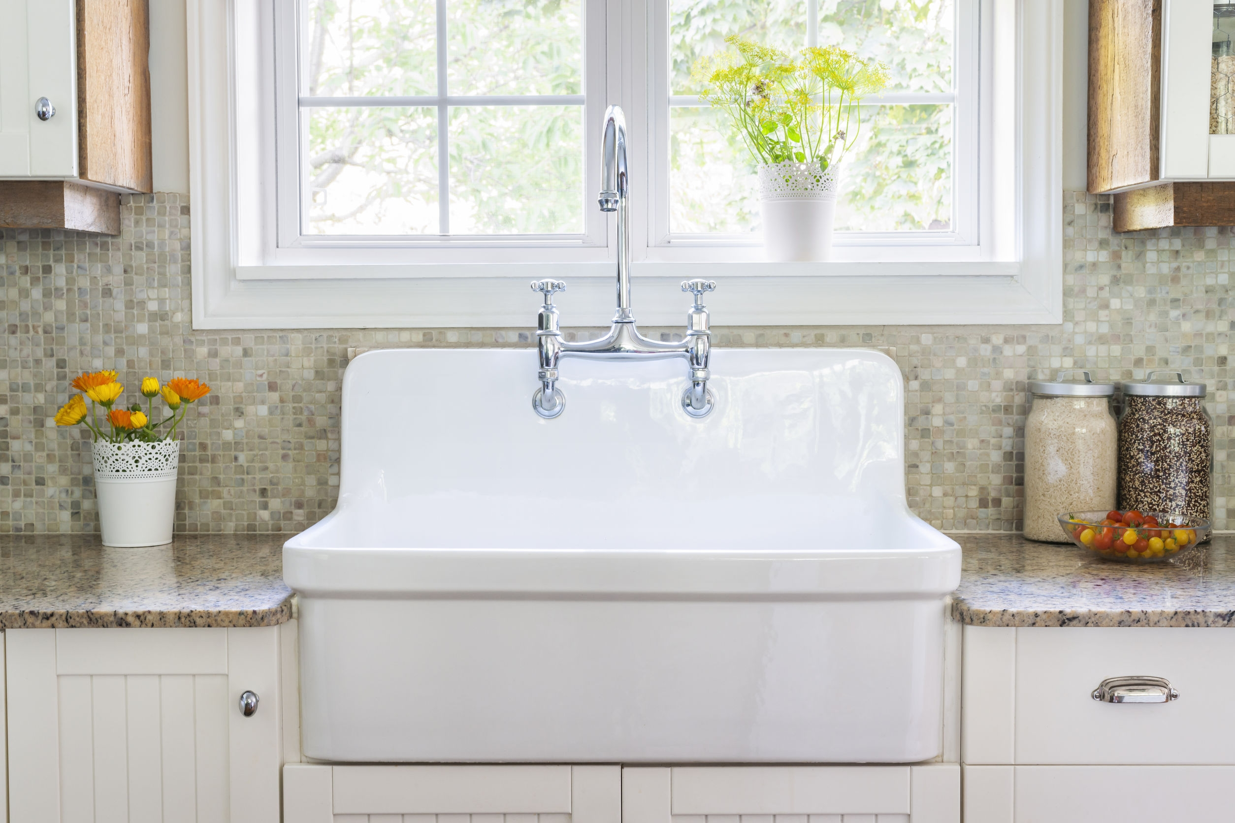 Choosing Your Sink Material: First Things First