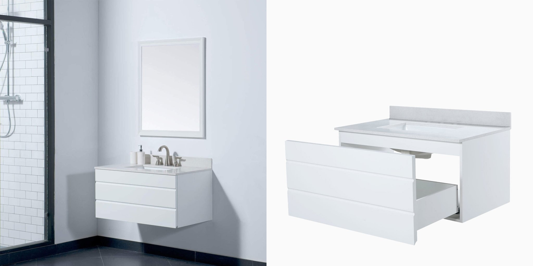 The complete bathroom vanity buying guide Complete bathroom vanity