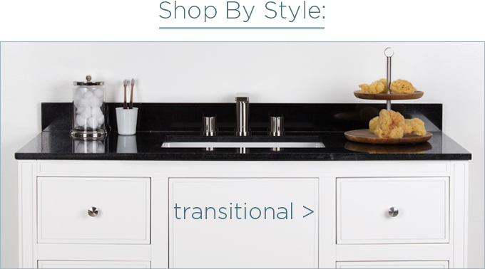 Shop by Style: Transitional
